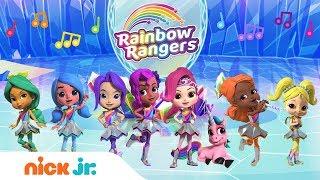 Rainbow Rangers Theme Song 🌈 + Special Bonus Clip | Nick Jr.