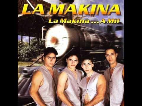 Moviendo La Cintura - La Makina