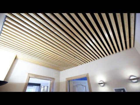 Falso techo decorativo Bricomania YouTube