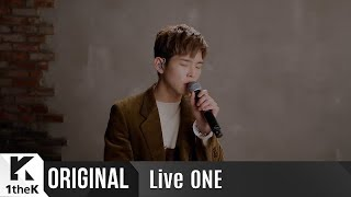LiveONE(라이브원): Paul Kim(폴킴) _ Me After You(너를 만나)