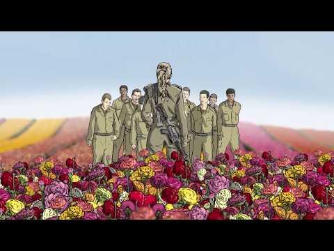 Avitz animation segments from Uvda, האנימציה של אביץ מתוך התוכנית עובדה