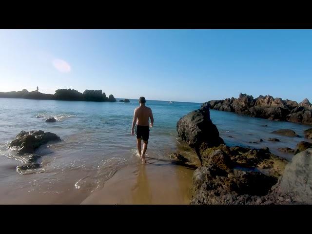 Playa Pila de la Barrilla (Playa Chica), allá cuando éramos chinijos