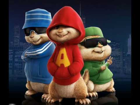 Alvin and the Chipmunks-just a little bit