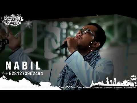 MUHAMMAD NABIL - Rindu Rasul (BIMBO) (audio recording live event)