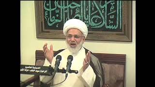 الشيخ زهير الدرورة - نور السيدة فاطمة الزهراء عليها أفضل الصلاة والسلام أثناء الصلاة