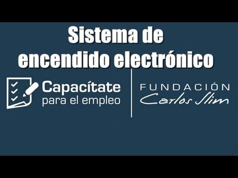 El sistema de encendido electrónico
