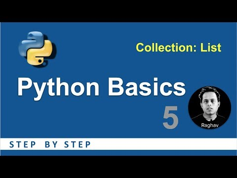 python-beginners-tutorial-|-collections-list-|-basic-programming-5