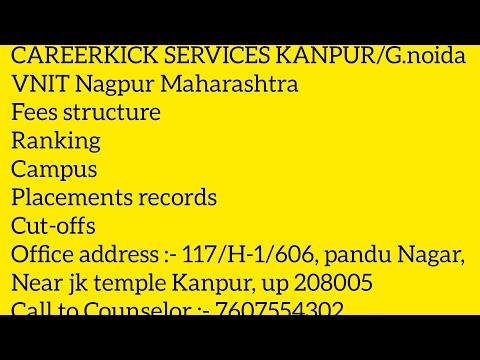 VNIT Nagpur Maharashtra | Ranking | Campus | Placement | Cutoffs |  Fees Structure  #nitnagpur #nit