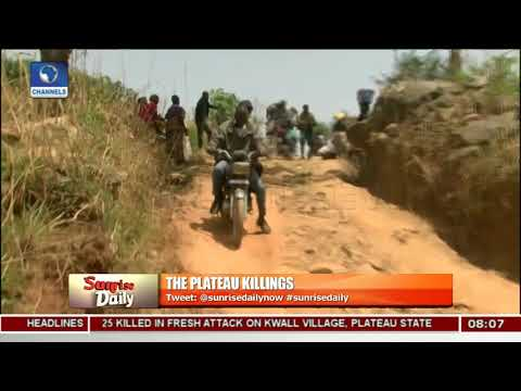 Killings Plateau: CP Reveals Security Synergy Produced Several Arrests,Investigation Ongoing Pt.1
