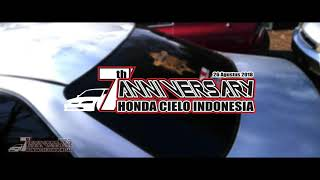 H-1 Anniversary 7th of HCI (Honda Cielo Indonesia)
