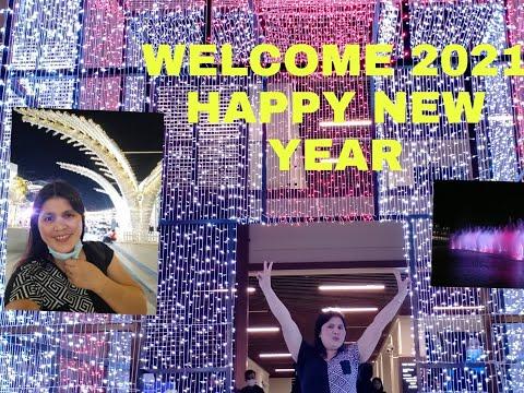 Live Christmas song Nakheel mall dubai Palm Jumeirah 2020