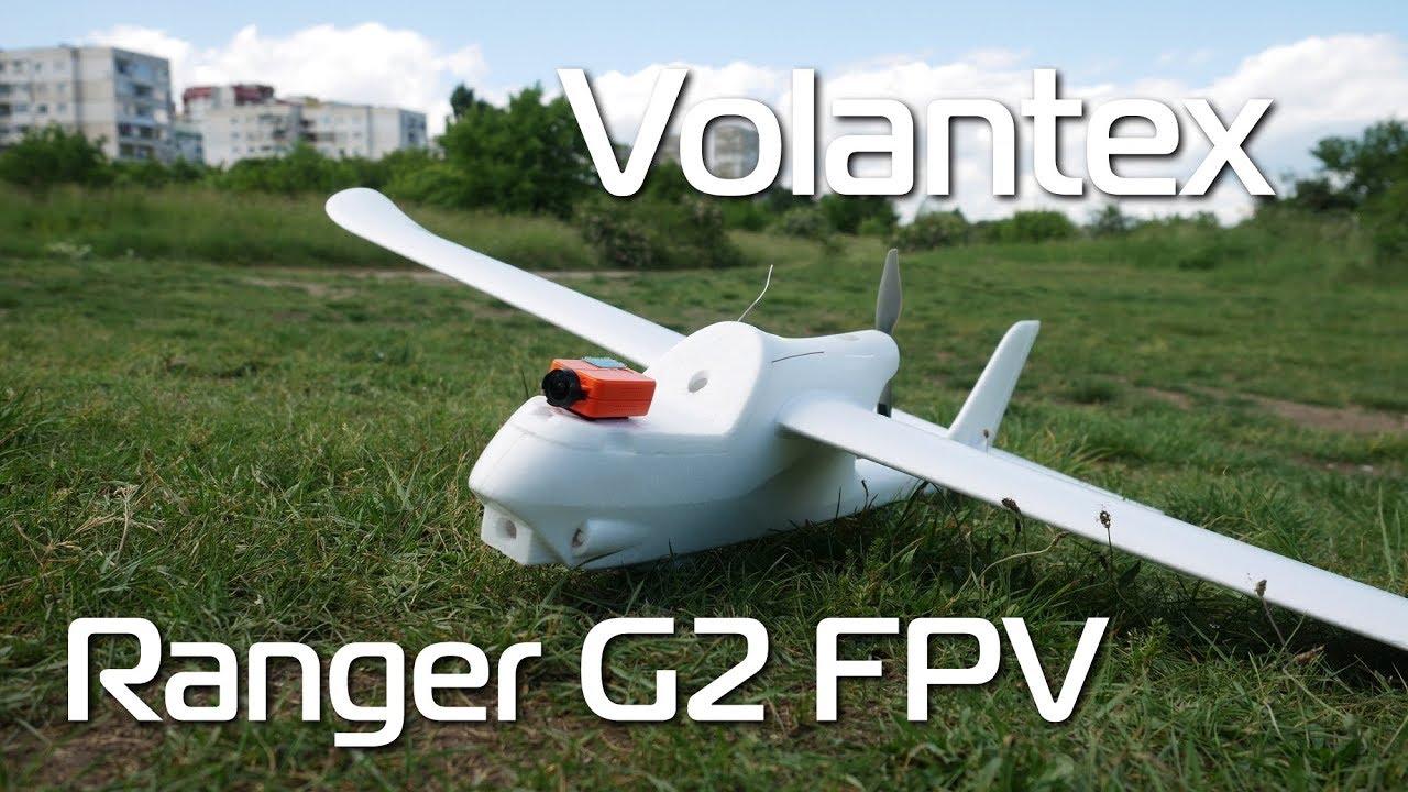 Possibly the BEST beginner FPV plane - Volantex Ranger G2 1200mm wingspan