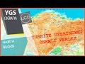 Türkiye Üzerindeki Önemli Yerleri Tanıyalım / Harita - YGS COĞRAFYA