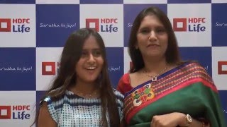 hdfc life employee of the year video 2014 15