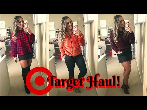 7babafabac TRY-ON Target Clothing Haul 2019❤ Wild Fable