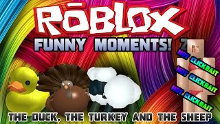 Roblox Funny Moments #2 - Role Play Server, Dating Animals, AND MORE!