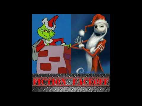 Fiction Faceoff episode 7:The Grinch VS Jack Skellington (Dr.Seuss VS Disney)