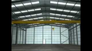 Steel Construction: Industrial Shed