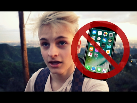 NO PHONE FOR 24 HOURS CHALLENGE