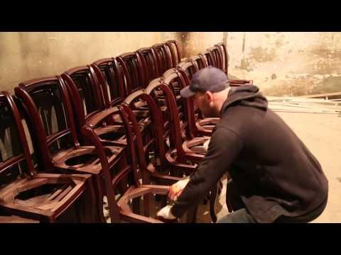 Есть Работа № 10. Каспийские стулья