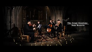 The Crypt Sessions | Sam Boutris | W. A. Mozart | Clarinet Quintet: Larghetto