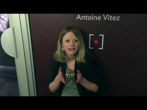 Constance, élève comédienne au Studio Muller