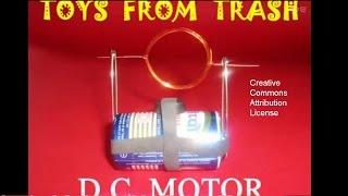 D C MOTOR  - HINDI - 30 MB