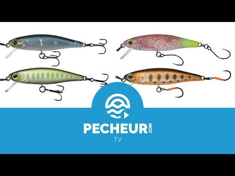 Comment réarmer ses minnows à truite - Tutoriel Pecheur.com