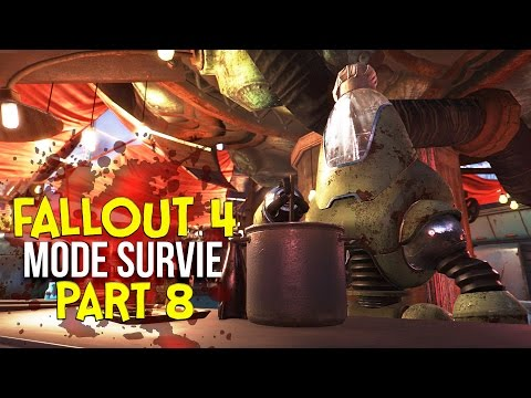 Le joyau du Commonwealth ( Mode Survie ) FALLOUT 4 - Part 8