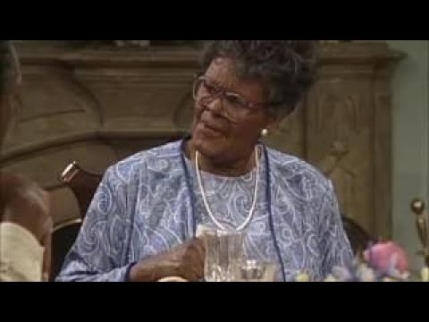 Download The Cosby Show: Cliff's great aunt Gramtee comes to visit (Part1)