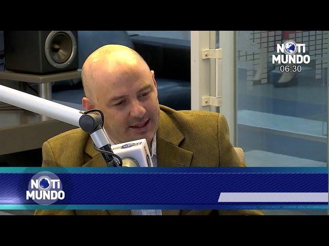 NotiMundo-Javier Díaz, sector textil