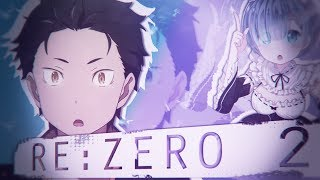 Все Что Нужно Знать О 2 Сезоне Re:Zero -||- Дата выхода? Покажут ли Сателлу? Разбор тизера