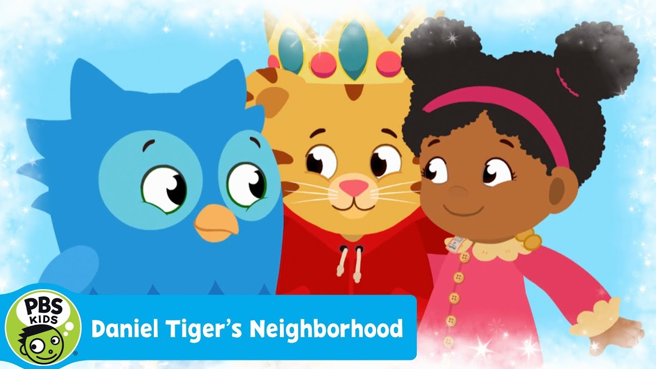Daniel Tiger S Neighborhood Quot You Can Choose To Be Kind