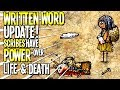 One Hour One Life: EPIC SCRIBES WRITE CURSED BOOKS! WRITTEN WORD UPDATE - One Hour One Life Gameplay