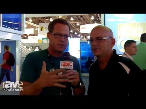 InfoComm 2014: rAVe's Gary Kayye Talks to NEC's Pierre Richer About InfoComm, Marketing and Hugo