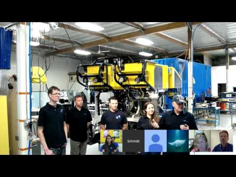 Sneak Peek: Schmidt Ocean Institute's 4500 m ROV Live with MATE