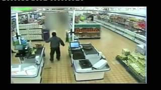 Farmfoods Store Robbery in Tameside - 2 October 2015(Cash was stolen from a shop in Tameside after staff were threatened with weapons. At around 7.45pm on Friday 2 October 2015, three men walked into ..., 2015-11-18T08:51:32.000Z)