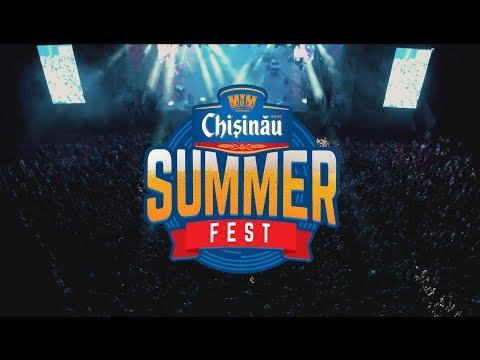 Chișinău Summer Fest 2017