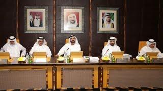 محمد بن راشد يترأس اجتماعا لمجلس الوزراء
