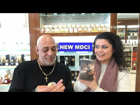 NEW MDCI Masculine Fragrances Overview With Josie At Osswald NYC + GIVEAWAY (CLOSED)