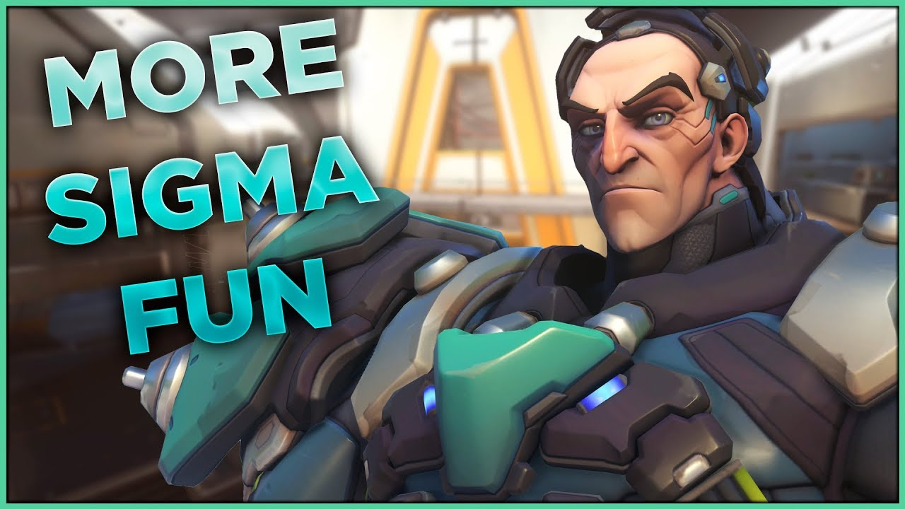 More Sigma Fun & Testing! - Seagull - Overwatch thumbnail