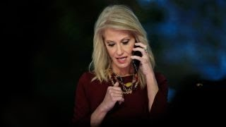 Kellyanne Conway on CNN's Acosta: You don't put your hands on a woman