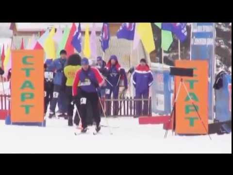 Территория спорта: Зимние сельские спортивные игры - 2015 (часть 2)