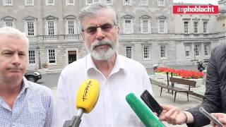 Dáil must be recalled to discuss Israeli onslaught against Gaza