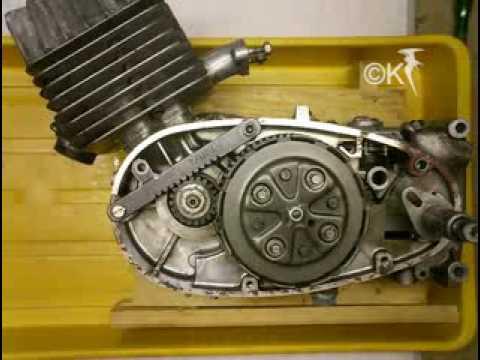 Simson S50 Motor Reperaturing Youtube