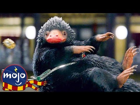 Top 10 Fantastic Beasts In The Harry Potter Universe