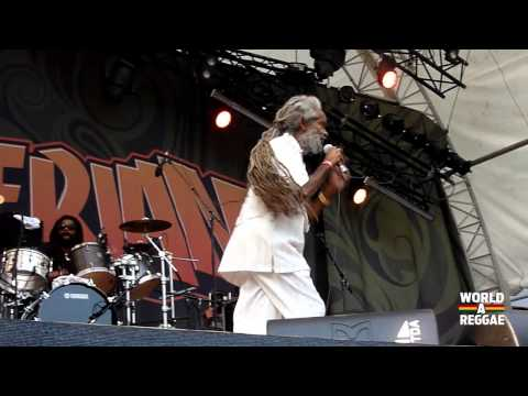 Max Romeo live @ Summerjam Festival 2013 - Cologne, Germany (7/6/2013)