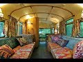 HOUSE BUS DESIGN IDEA WITH MOROCCAN STYLE INTERIOR