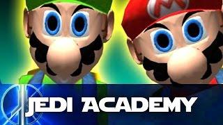SUPER MARIO BROS. Mod! - Star Wars Jedi Academy