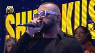 Ghetto Geasy & Majk, performancë LIVE, Shiko kush LUAN 3, 11 Janar 2020, Entertainment Show
